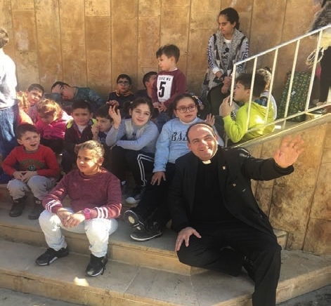 Bring Joy to the Hearts of our Christian Brothers and Sisters in the Middle East this Christmas